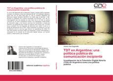 Обложка TDT en Argentina: una política pública de comunicación incipiente