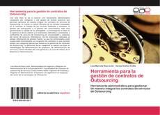 Bookcover of Herramienta para la gestión de contratos de Outsourcing