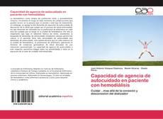 Buchcover von Capacidad de agencia de autocuidado en paciente con hemodiálisis