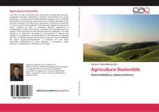 Buchcover von Agricultura Sostenible