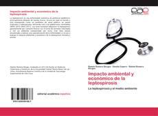 Capa do livro de Impacto ambiental y económico de la leptospirosis
