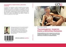 Buchcover von Tecnomujeres: mujeres trans y derechos humanos