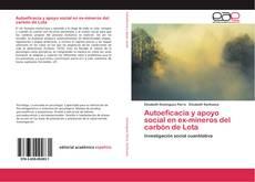 Bookcover of Autoeficacia y apoyo social en ex-mineros del carbón de Lota
