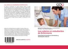 Portada del libro de Los valores en estudiantes de Enfermería