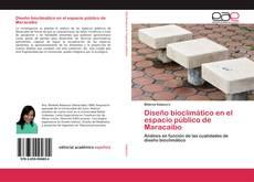 Portada del libro de Diseño bioclimático en el espacio público de Maracaibo