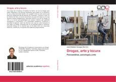 Capa do livro de Drogas, arte y locura