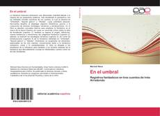 Bookcover of En el umbral
