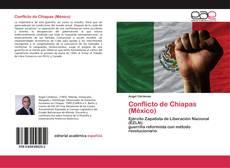 Buchcover von Conflicto de Chiapas (México)