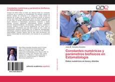 Buchcover von Constantes numéricas y parámetros biofísicos en Estomatología