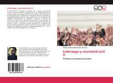 Portada del libro de Liderazgo y sociedad civil II