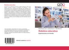 Capa do livro de Robótica educativa