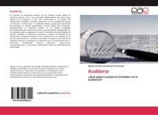Copertina di Auditoría