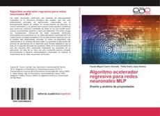 Bookcover of Algoritmo acelerador regresivo para redes neuronales MLP