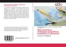 Buchcover von Web semántica: ontologías geográficas, problemas y soluciones