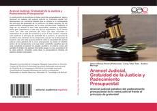Buchcover von Arancel Judicial, Gratuidad de la Justicia y Padecimiento Presupuestal