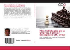 Portada del libro de Plan Estratégico de la Empresa Familiar Ecocojimies CIA. LTDA
