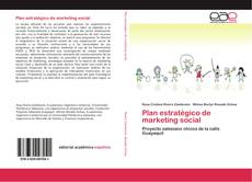 Bookcover of Plan estratégico de marketing social
