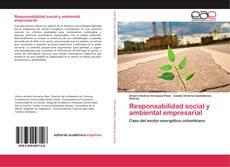 Capa do livro de Responsabilidad social y ambiental empresarial