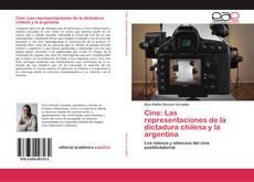 Portada del libro de Cine: Las representaciones de la dictadura chilena y la argentina