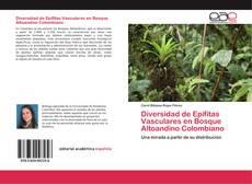 Portada del libro de Diversidad de Epífitas Vasculares en Bosque Altoandino Colombiano