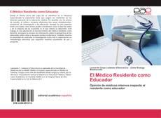 Обложка El Médico Residente como Educador