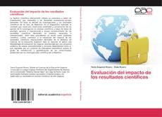 Portada del libro de Evaluación del impacto de los resultados científicos