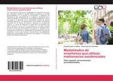 Couverture de Modalidades de enseñanza que utilizan matronas/es asistenciales