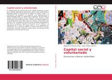 Capital social y voluntariado