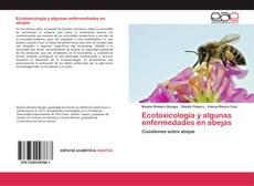 Portada del libro de Ecotoxicología y algunas enfermedades en abejas