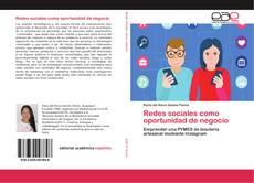 Copertina di Redes sociales como oportunidad de negocio