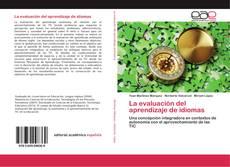 Copertina di La evaluación del aprendizaje de idiomas