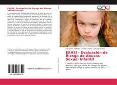 Capa do livro de ERASI - Evaluación de Riesgo de Abusos Sexual Infantil