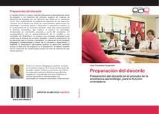 Обложка Preparación del docente