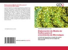 Bookcover of Elaboración de Medio de Cultivo para el crecimiento de Microalgas