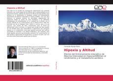 Hipoxia y Altitud的封面