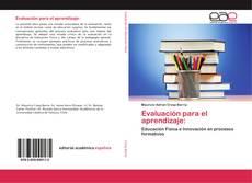 Evaluación para el aprendizaje: kitap kapağı