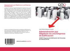 Portada del libro de Administración por Objetivos en una Empresa de Edificación