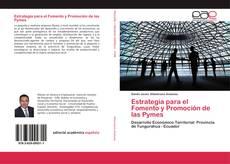 Portada del libro de Estrategia para el Fomento y Promoción de las Pymes