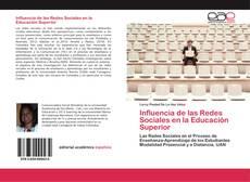 Bookcover of Influencia de las Redes Sociales en la Educación Superior