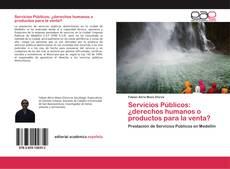 Bookcover of Servicios Públicos: ¿derechos humanos o productos para la venta?