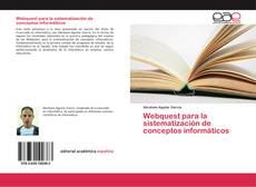 Buchcover von Webquest para la sistematización de conceptos informáticos
