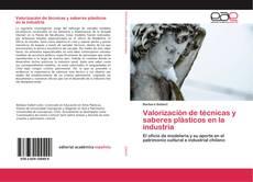 Buchcover von Valorización de técnicas y saberes plásticos en la industria