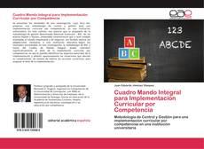 Copertina di Cuadro Mando Integral para Implementación Curricular por Competencia