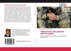 Portada del libro de Veteranos de guerra del Ecuador