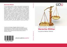 Capa do livro de Derecho Militar