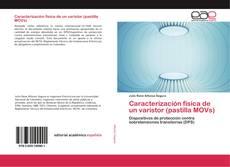 Обложка Caracterización física de un varistor (pastilla MOVs)