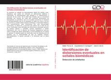 Couverture de Identificación de distorsiones eventuales en señales biomédicas