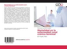 Buchcover von Mortalidad en la enfermedad renal crónica terminal