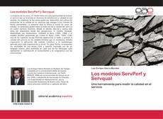 Portada del libro de Los modelos ServPerf y Servqual