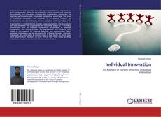 Bookcover of Individual Innovation